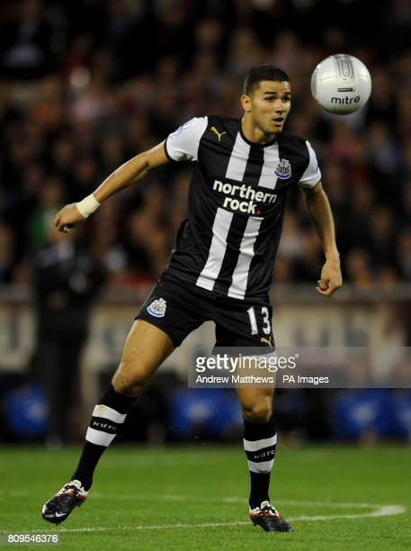 Mehdi Abeid Newcastle United