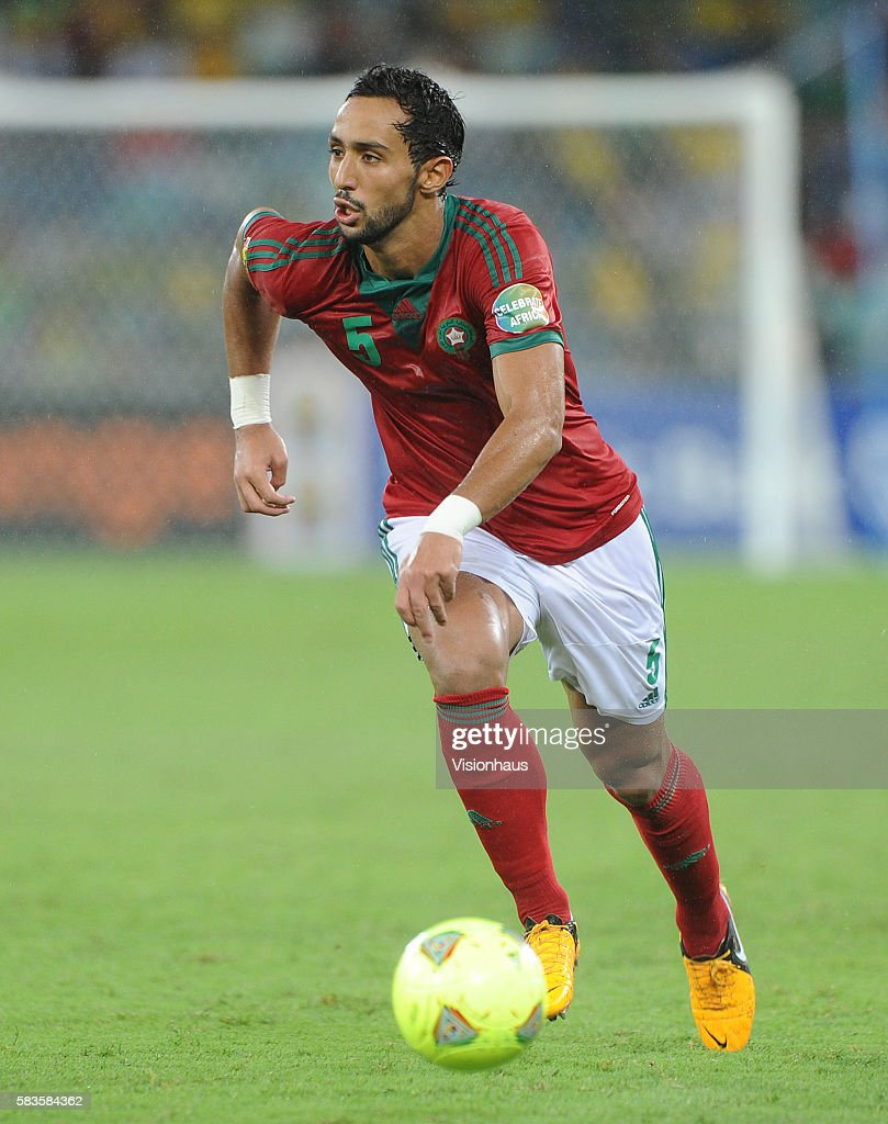 Soccer 2013 Africa Cup of Nations Group A Morocco vs South