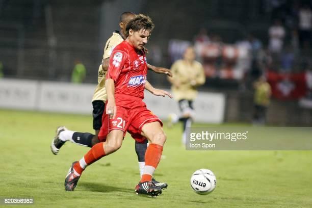 Mehdi MOSTEFA Nimes / Brest 1e journee Ligue 2