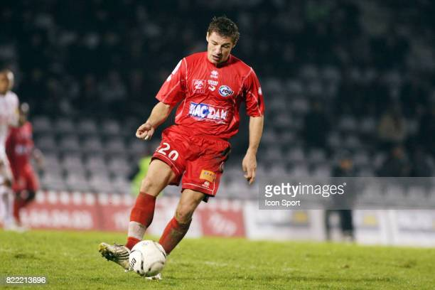 Mehdi MOSTEFA Nimes / Reims 14 eme journee de Ligue 2