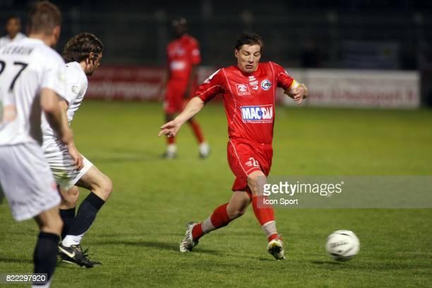 Mehdi MOSTEFA 240429 Nimes / Dijon 33 eme journee de Ligue2
