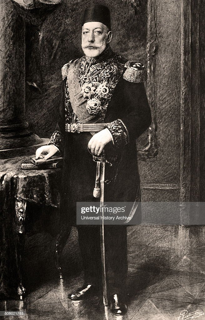 Mehmed V Reshad 35th Ottoman Sultan He was the son of Sultan Abdülmecid I He was succeeded by his halfbrother Mehmed VI Photo by