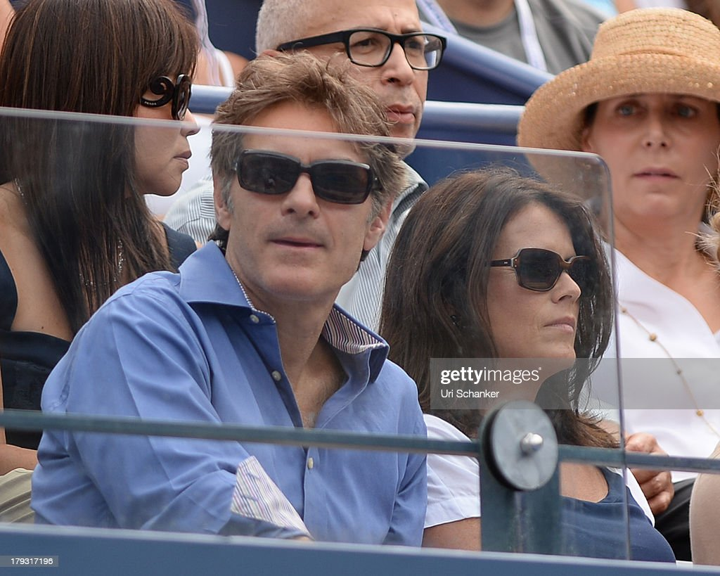 <a gi-track='captionPersonalityLinkClicked' href=/galleries/search?phrase=Mehmet+Oz&family=editorial&specificpeople=4175862 ng-click='$event.stopPropagation()'>Mehmet Oz</a> attends the 2013 US Open at USTA Billie Jean King National Tennis Center on September 1, 2013 in New York City.