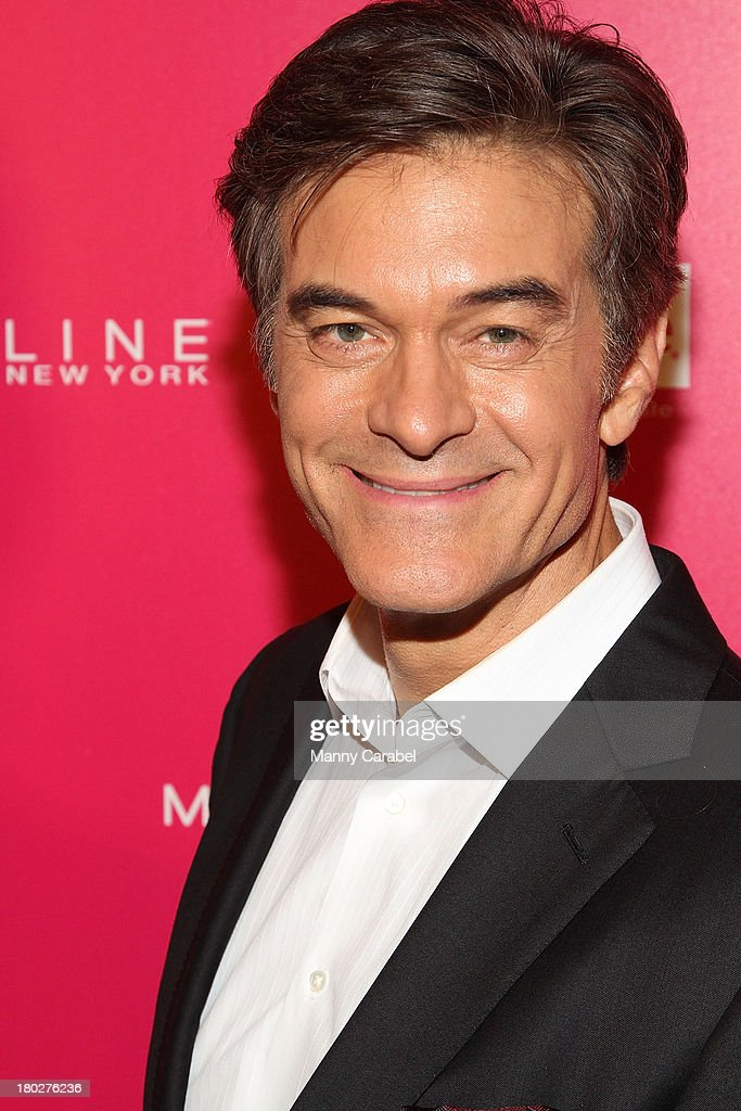Mehmet Oz attends the Us Weekly's Most Stylish New Yorkers Party at Harlow on September 10, 2013 in New York City.