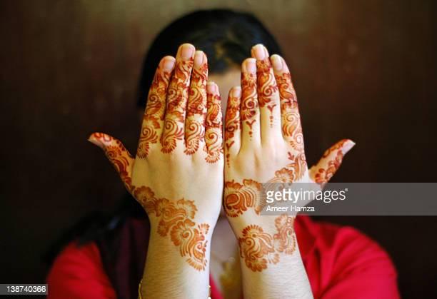 Mehndi for Eid-ul-Azha