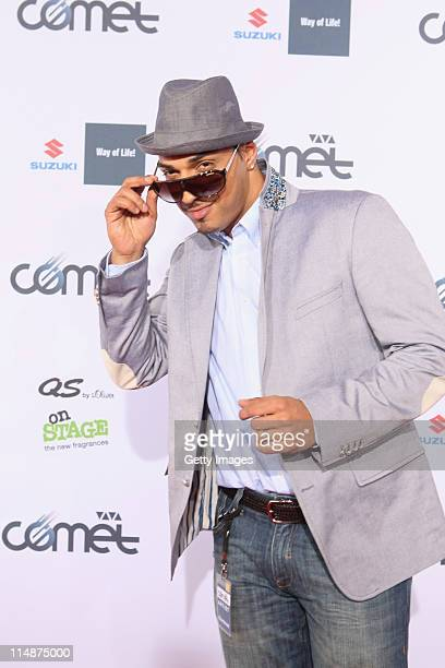 Mehrzad Marashi attends the VIVA Comet 2011 Awards at KoenigPilsner Arena on May 27 2011 in Oberhausen Germany