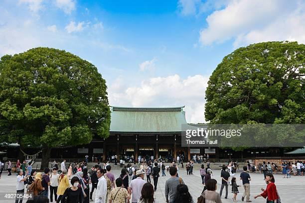Meiji jingu no Japão