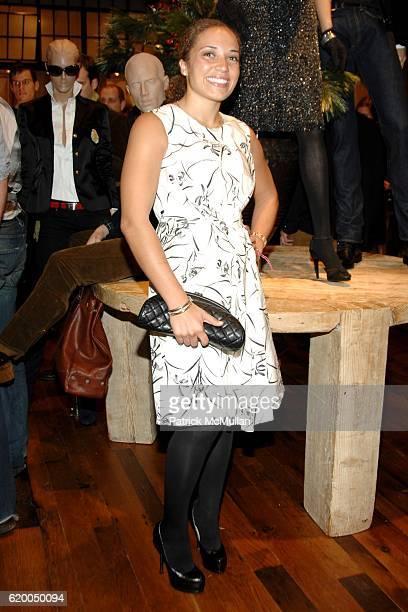MeiLi da Silva Vint attends Amanda Hearst Luigi Tadini Host RALPH LAUREN Holiday Shopping Event to benefit RIVERKEEPER at Ralph Lauren on December 10...