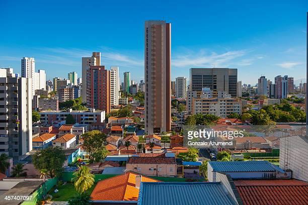 Meireles neighborhood in Fortaleza.