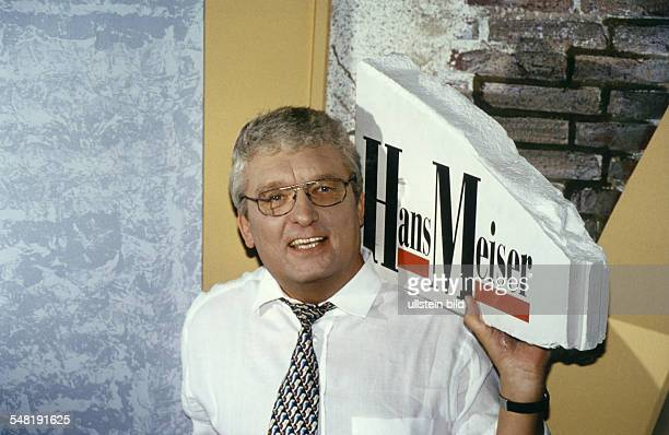 Meiser Hans * Fernsehmoderator D Portrait 1997