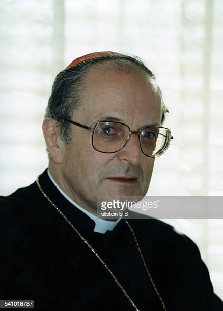 Meisner Joachim Kardinal *Erzbischof von Koeln D Portrait
