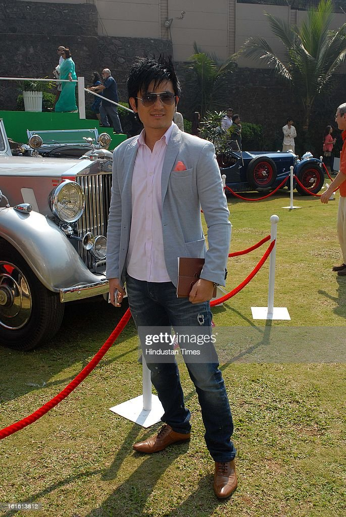 Meiyang Chang during Third Cartier Travel With Style Concours D'Elegance Vintage car show at 2013 Taj Lands End on February 10, 2013 in Mumbai, India.