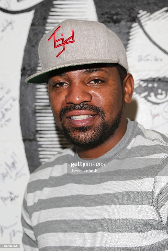 <a gi-track='captionPersonalityLinkClicked' href=/galleries/search?phrase=Mekhi+Phifer&family=editorial&specificpeople=213382 ng-click='$event.stopPropagation()'>Mekhi Phifer</a> attends the Rally.org At Rock And Reilly's Day 3 on January 20, 2013 in Park City, Utah.