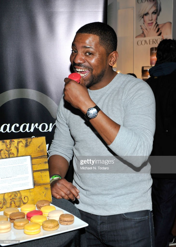 <a gi-track='captionPersonalityLinkClicked' href=/galleries/search?phrase=Mekhi+Phifer&family=editorial&specificpeople=213382 ng-click='$event.stopPropagation()'>Mekhi Phifer</a> attends the TR Suites Daytime Lounge - Day 1 on January 18, 2013 in Park City, Utah.