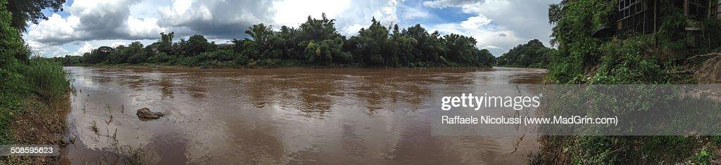Mekong River : Stock Photo