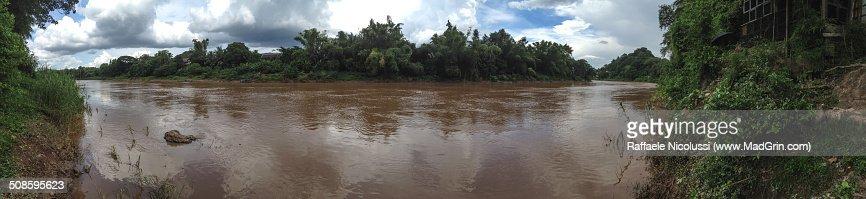 Mekong River : Foto de stock