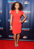 Mel B attends 'America's Got Talent' Season 8 Red Carpet Event at Radio City Music Hall on July 31 2013 in New York City