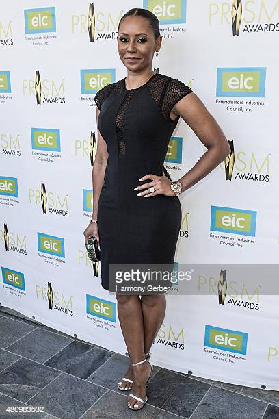 Mel B attends the 19th Annual Prism Awards Ceremony at Skirball Cultural Center on July 16 2015 in Los Angeles California