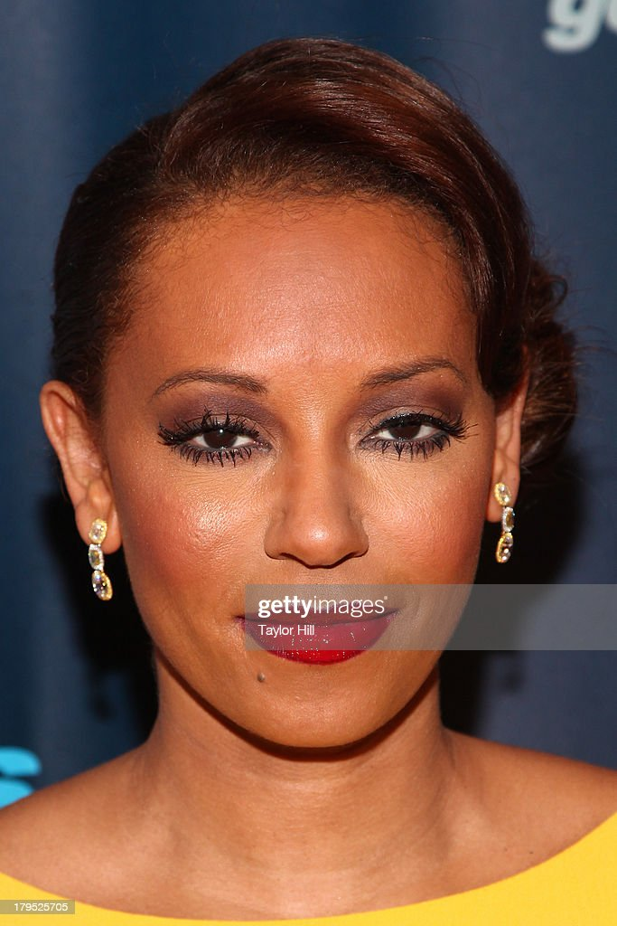Mel B. attends the 'America's Got Talent' Season 8 Red Carpet Event at Radio City Music Hall on September 4, 2013 in New York City.