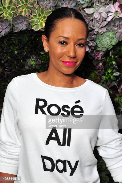 Mel B attends the Launch Party for WILDFOX Loves CocaCola Capsule Collection on October 22 2015 in West Hollywood California