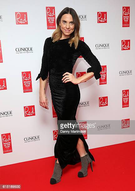 Mel C attends the Red Women of the year awards at The Skylon on October 17 2016 in London England