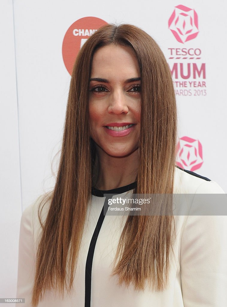 Mel C attends the Tesco Mum of the Year awards at The Savoy Hotel on March 3, 2013 in London, England.