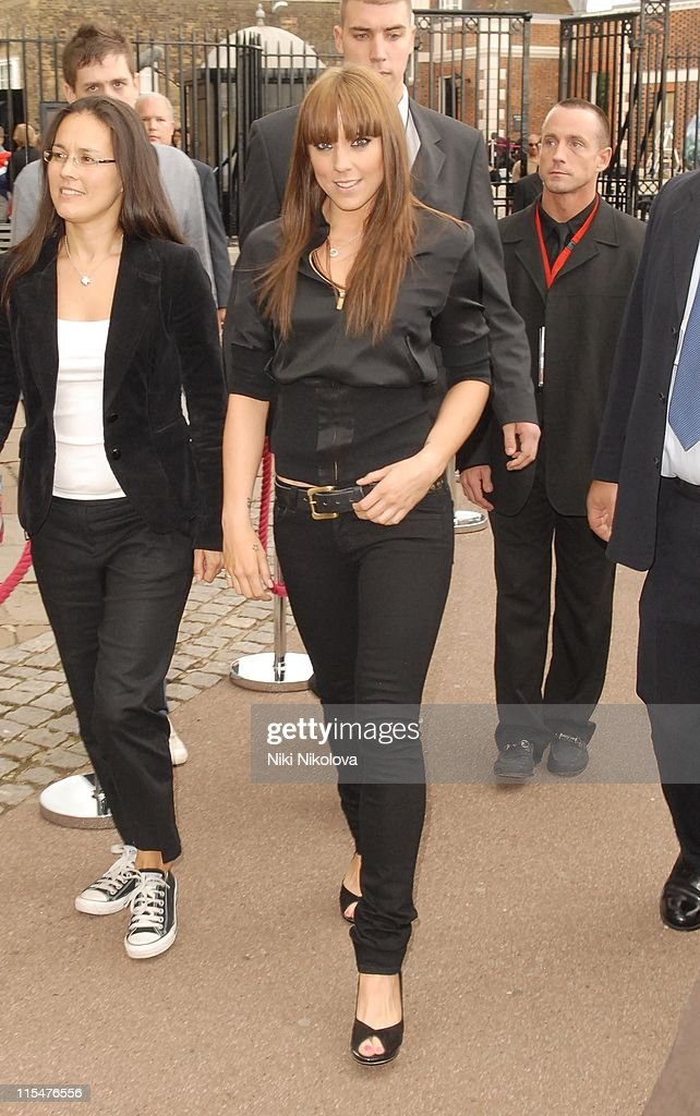 Mel C from The <a gi-track='captionPersonalityLinkClicked' href=/galleries/search?phrase=Spice+Girls&family=editorial&specificpeople=534365 ng-click='$event.stopPropagation()'>Spice Girls</a> during The <a gi-track='captionPersonalityLinkClicked' href=/galleries/search?phrase=Spice+Girls&family=editorial&specificpeople=534365 ng-click='$event.stopPropagation()'>Spice Girls</a> Photocall - Arrivals and Depatures at Royal Observatory in London, Great Britain.