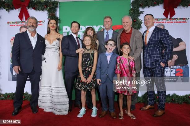 Mel Gibson Alessandra Ambrosio Mark Wahlberg Linda Cardellini Will Ferrell John Lithgow John Cena Didi Costine Scarlett Estevez and Owen Wilder...