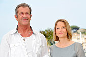Mel Gibson and Jodie Foster at the photo call for 'The Beaver' during the 64th Cannes International Film Festival