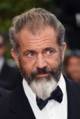 Mel Gibson attends 'Expendables 3' Premiere at the 67th Annual Cannes Film Festival on May 18 2014 in Cannes France