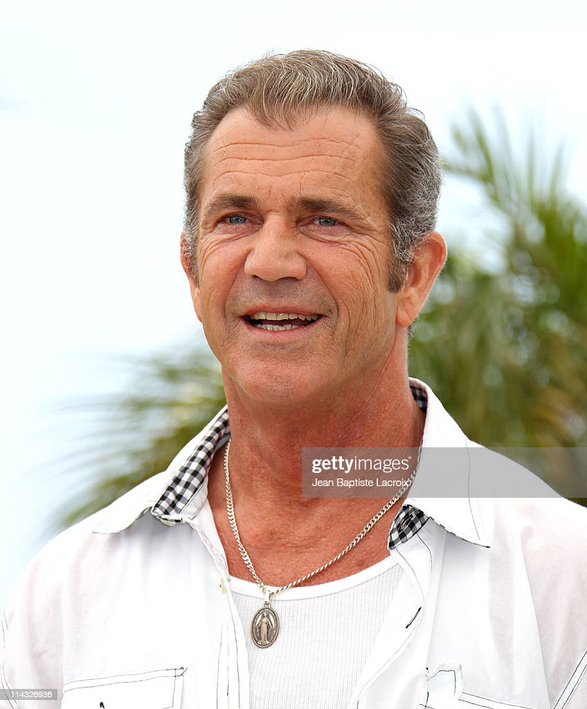 <a gi-track='captionPersonalityLinkClicked' href=/galleries/search?phrase=Mel+Gibson&family=editorial&specificpeople=201512 ng-click='$event.stopPropagation()'>Mel Gibson</a> attends 'The Beaver' Photocall during the 64th Cannes Film Festival at Palais des Festivals on May 18, 2011 in Cannes, France.