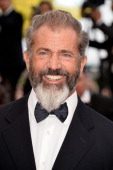 Mel Gibson attends 'The Expendables 3' premiere during the 67th Annual Cannes Film Festival on May 18 2014 in Cannes France