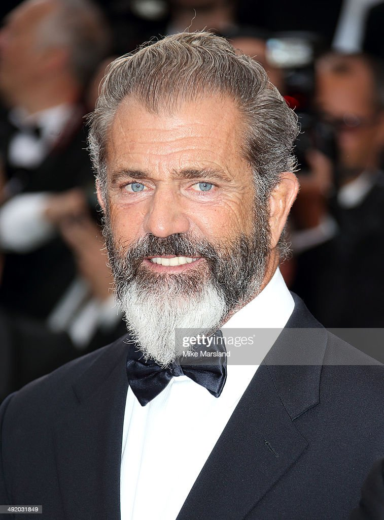 <a gi-track='captionPersonalityLinkClicked' href=/galleries/search?phrase=Mel+Gibson&family=editorial&specificpeople=201512 ng-click='$event.stopPropagation()'>Mel Gibson</a>, attends 'The Homesman' Premiere at the 67th Annual Cannes Film Festival on May 18, 2014 in Cannes, France.