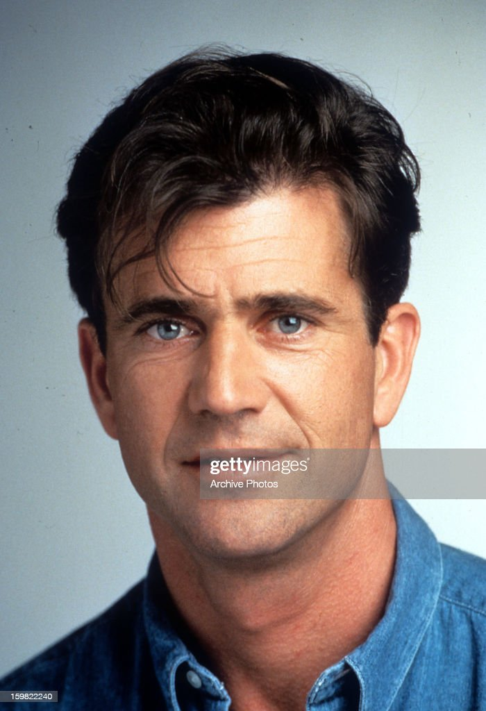 Mel gibson in publicity portrait for the film forever young 1992