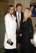 Melania Trump Donald Trump and Kathie Lee Gifford