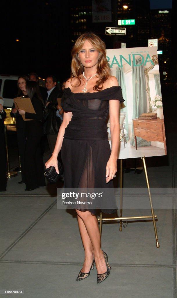 Melania Trump Bilder Getty Images