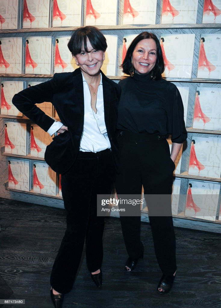 Melanie Acevedo And Dara Caponigro attend Kelly Wearstler hosts 'The Authentics' book signing launch party for Melanie Acevedo and Dara Caponigro at Kelly Wearstler Boutique on December 6, 2017 in West Hollywood, California.