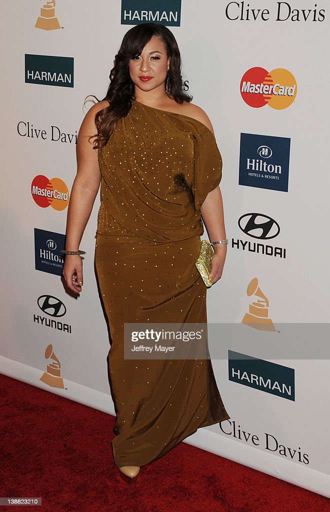 <a gi-track='captionPersonalityLinkClicked' href=/galleries/search?phrase=Melanie+Amaro&family=editorial&specificpeople=8306102 ng-click='$event.stopPropagation()'>Melanie Amaro</a> arrives at the Clive Davis and The Recording Academy's 2012 Pre-GRAMMY Gala and Salute to Industry Icons Honoring Richard Branson at The Beverly Hilton hotel on February 11, 2012 in Beverly Hills, California.