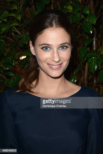 Melanie Bernier attends 'J'aime La Mode 2014' Photocall as part of the Paris Fashion Week Womenswear Spring/Summer 2015 on September 29 2014 in Paris...