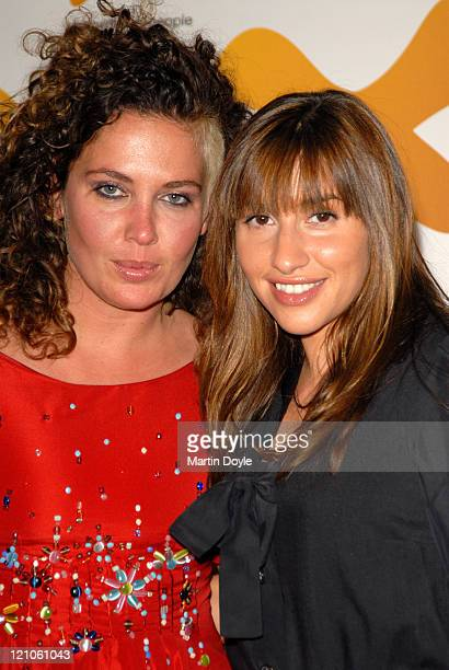 Melanie Blatt attends Party Xtraordinaire at The Science Museum October 11 2007 in London England