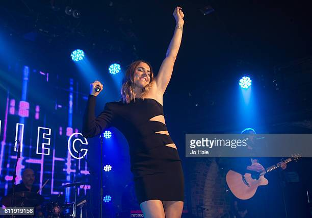 Melanie C performs on stage at GAY Heaven on October 1 2016 in London England