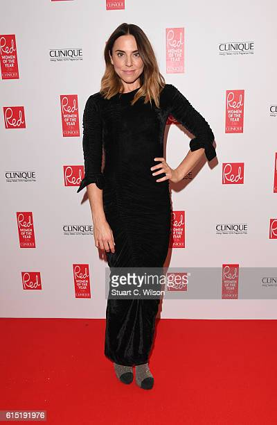 Melanie Chisholm attends the Red Women of the year awards at The Skylon on October 17 2016 in London England