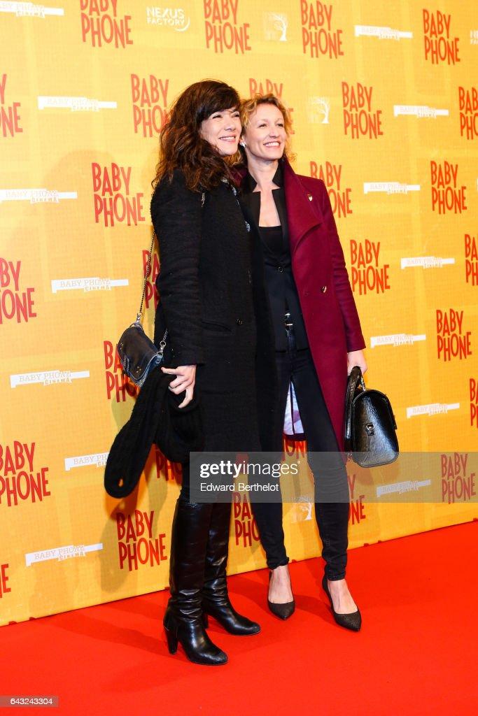 """""""Baby Phone"""" Paris Premiere At Cinema UGC Normandie"""