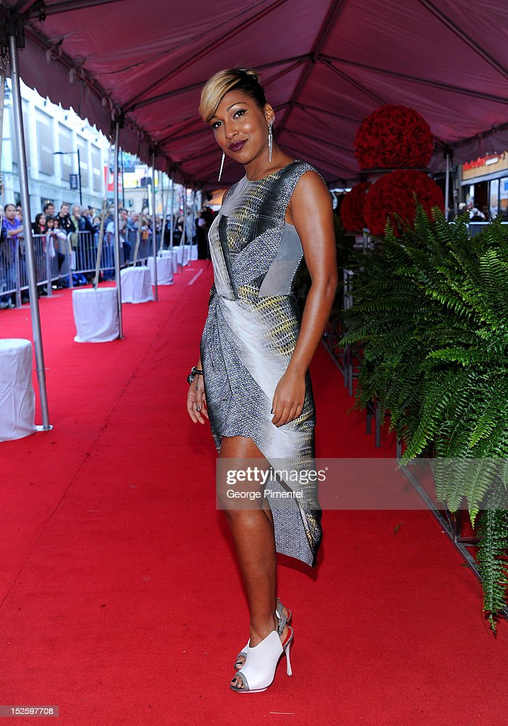 <a gi-track='captionPersonalityLinkClicked' href=/galleries/search?phrase=Melanie+Fiona&family=editorial&specificpeople=5543211 ng-click='$event.stopPropagation()'>Melanie Fiona</a> attends the 2012 Canada's Walk of Fame Awards at Ed Mirvish Theatre on September 22, 2012 in Toronto, Canada.