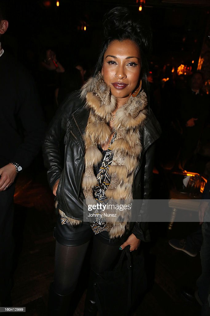 <a gi-track='captionPersonalityLinkClicked' href=/galleries/search?phrase=Melanie+Fiona&family=editorial&specificpeople=5543211 ng-click='$event.stopPropagation()'>Melanie Fiona</a> attends the DJ Enuff Birthday Celebration at The Griffin on January 30, 2013 in New York City.