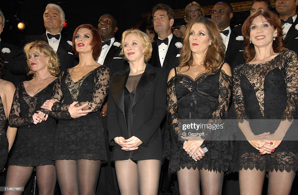 Melanie Griffith Brooke Shields Charlotte d'Amboise Rita Wilson and Marilu Henner
