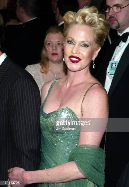 Melanie Griffith during 2003 Tony Awards at Radio City Music Hall in New York City New York United States