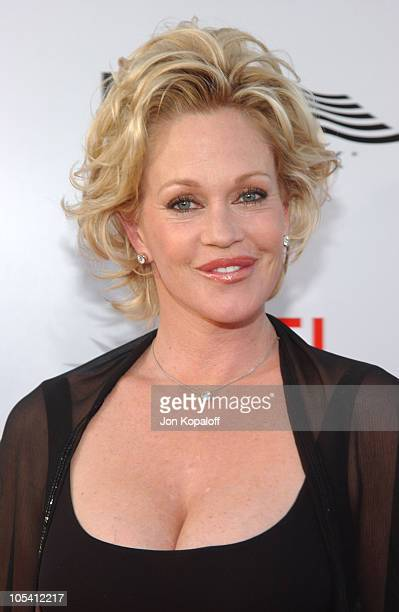 Melanie Griffith during The 32nd AFI Life Achievement Award Honors Meryl Streep at Kodak Theatre in Hollywood California United States