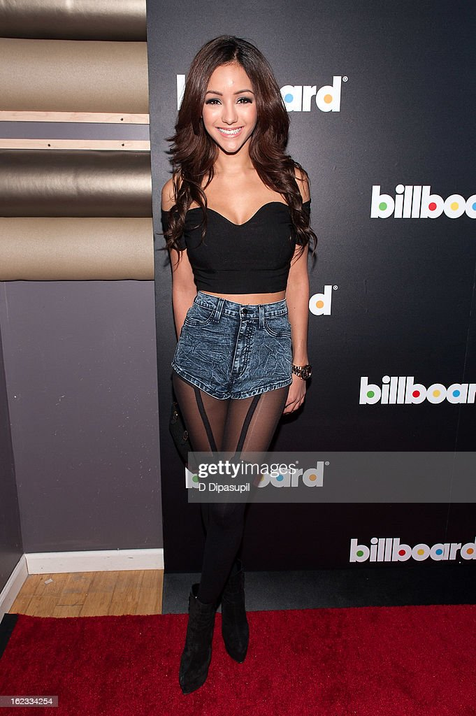 <a gi-track='captionPersonalityLinkClicked' href=/galleries/search?phrase=Melanie+Iglesias&family=editorial&specificpeople=7417582 ng-click='$event.stopPropagation()'>Melanie Iglesias</a> attends The New Billboard 2013 launch event at Stage 48 on February 21, 2013 in New York City.