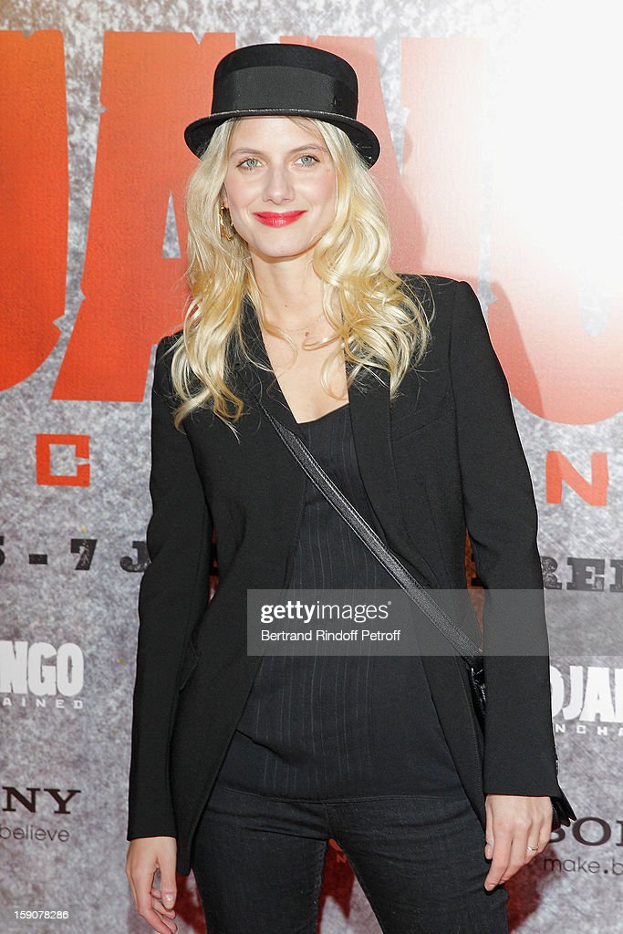 <a gi-track='captionPersonalityLinkClicked' href=/galleries/search?phrase=Melanie+Laurent&family=editorial&specificpeople=2721978 ng-click='$event.stopPropagation()'>Melanie Laurent</a> attends a photocall for 'Django Unchained' at Le Grand Rex on January 7, 2013 in Paris, France.